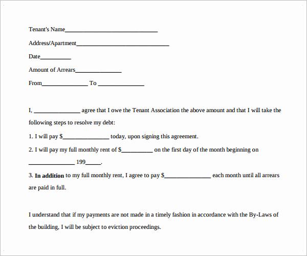 FreePayment Agreement Template PDF