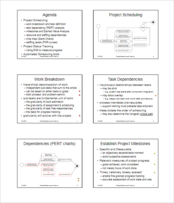 Free Project Report Excel