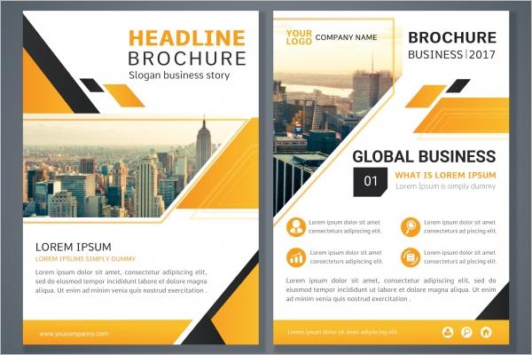 35 leaflet brochure designs free word templates