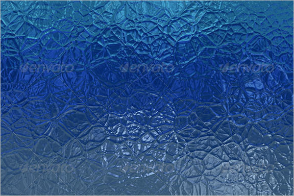 Frosted Glass Texture Design