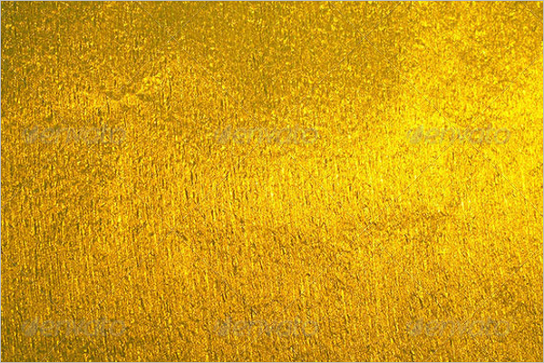 Gold Abstract Texture Design