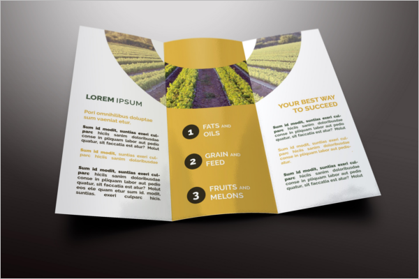 Good Leaflet Design Template