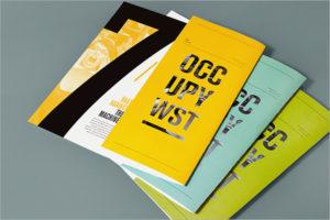 Google Slide Brochure Free Design