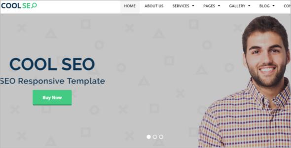 Google Website Hosting Template