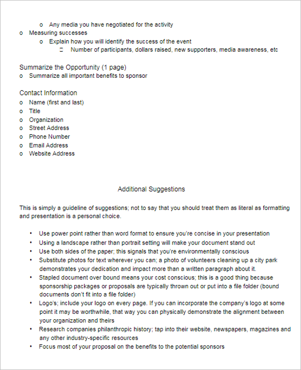 Grant Proposal Abstract Template