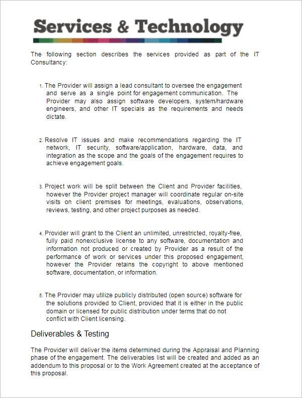 Grant Proposal Sample PDF