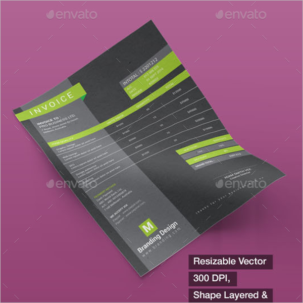 30 Freelance Invoice Templates Free Word Pdf Excel Designs