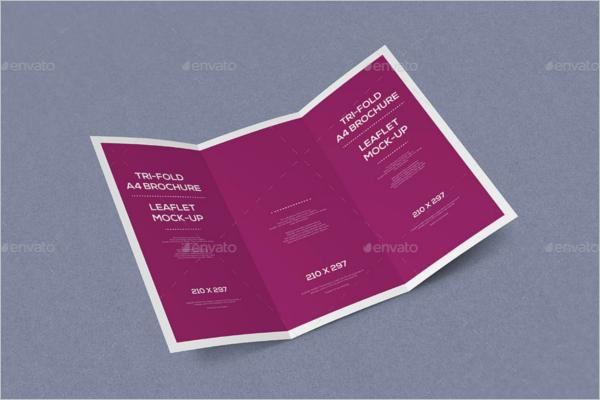 Graphical Leaflet Brochure Design