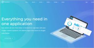 HTML Website CSS Template
