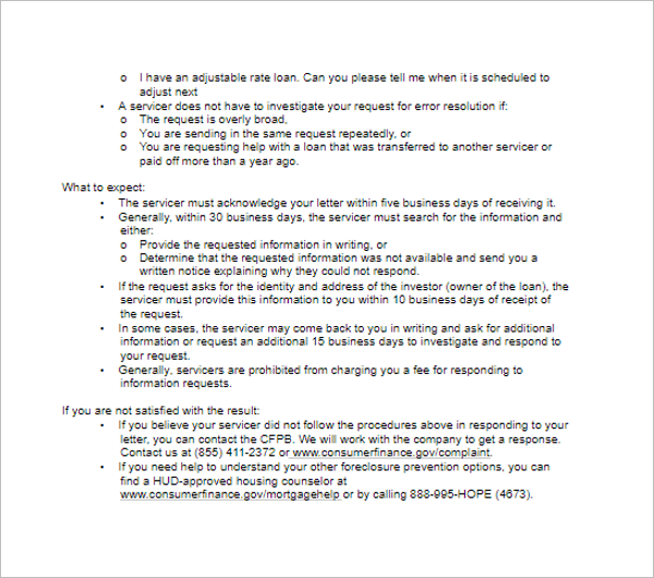 Hardship Letter Sample for Loan