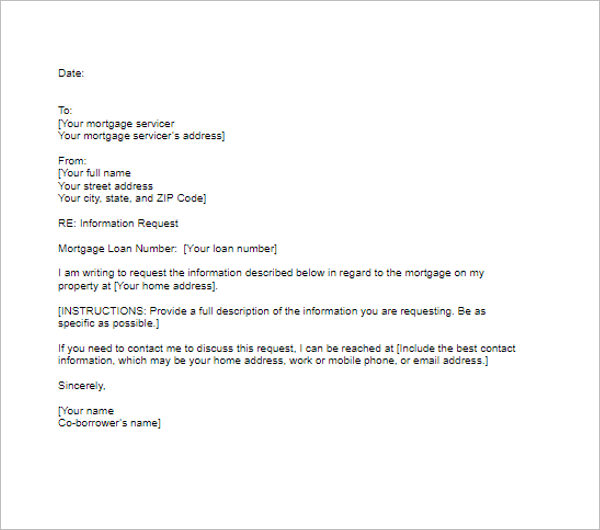 Hardship Letter Template for School