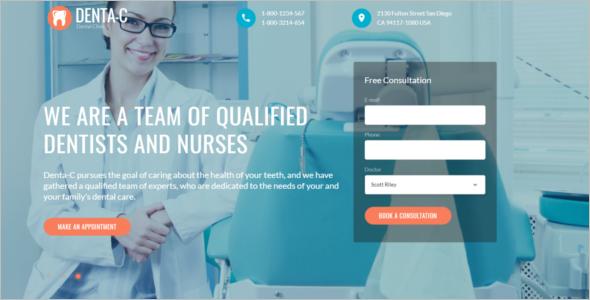 Health & Medical Website Template