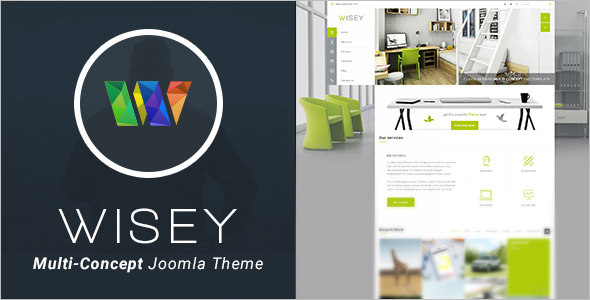 High Performance Joomla Template