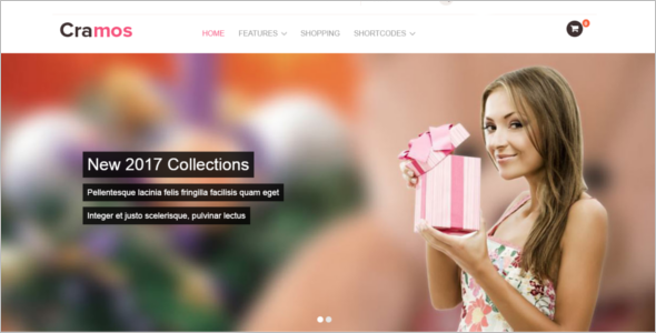 High Quality eCommerce Joomla Template