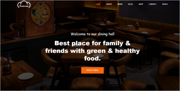 Hotel HTML5 Template