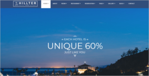 Hotel Reservation HTML5 Template