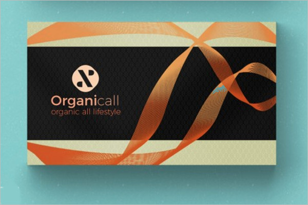IdentityVisiting Card Mockup Design