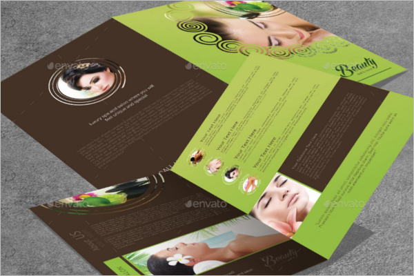 InDesign Beauty Brochure Template