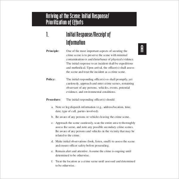 IncidentInvestigation Report Template