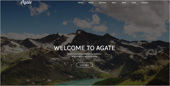 Information Technology HTML5 Template