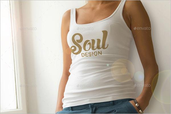 Inner Branded Clothing Mockup