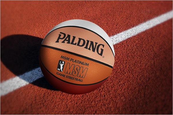 JerseyBasketball Mockup Design