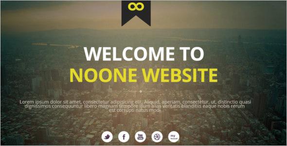Joomla 3.x Website Template