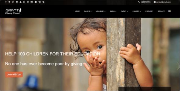 Joomla Template For Church Website