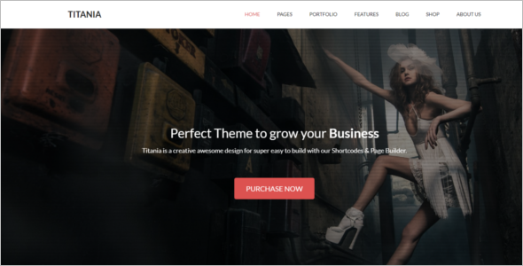 Joomla eCommerce Template Nulled