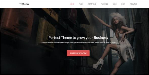 Joomla eCommerce Template Nulled