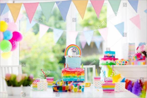 Kids Party Decoration Idea