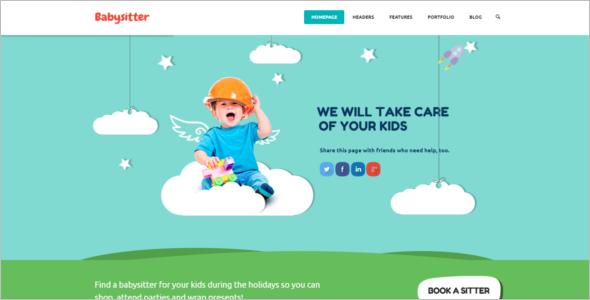 KidsCare School HTML5 Template