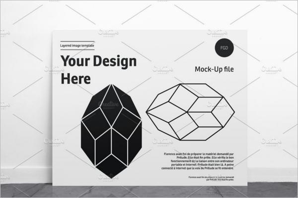 Landscape Poster Mockup Designs