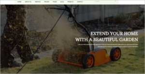 Landscaping Farm HTML5 Template