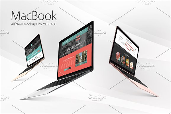 Laptop Screen Mockups