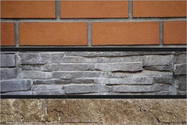 Layered Wall Texture Design