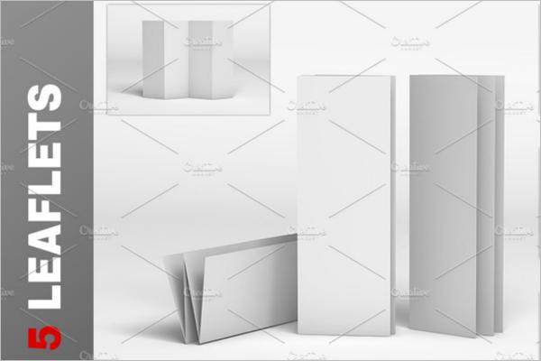 Leaflet 3D Rendering Mockup Design