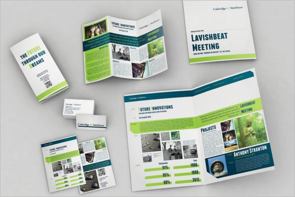 Leaflet Brochure Design
