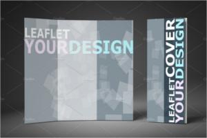 Leaflet Design PSD