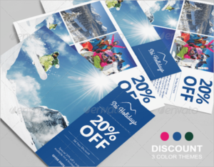 Leaflet Design Sample