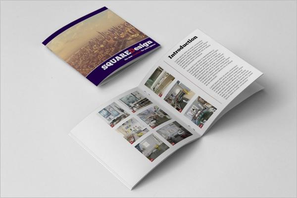 Leaflet Design Template Word