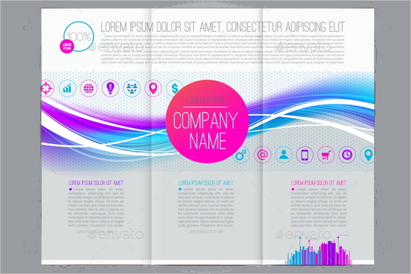 Leaflet Design Template