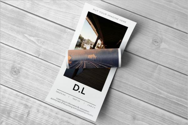Leaflet PSD Design