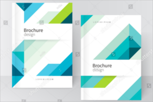 Leaflet Sample Brochure Templates