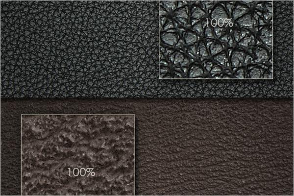 Leather Texture Design