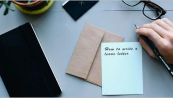 Leave Letter Templates