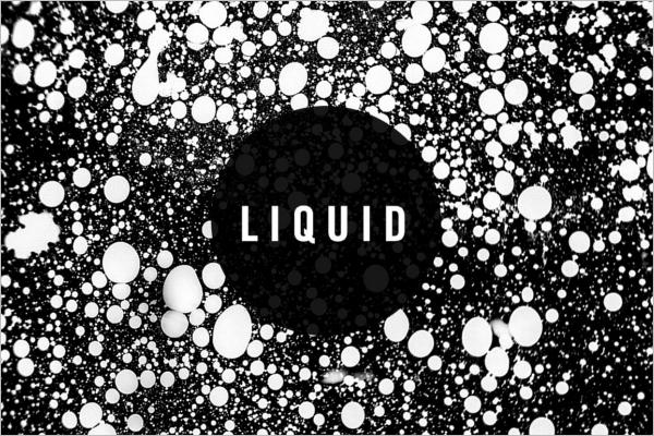 LiquidAbstract Texture Design