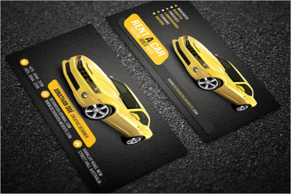 Luxary Car Business Card Template.png