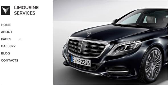 Luxury Car Joomla Template
