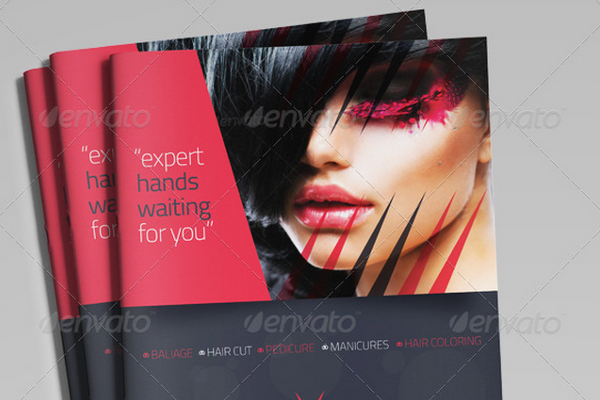 Mobile Beauty Therapist Brochure